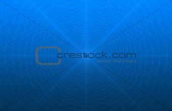 Blue security pattern simulation background