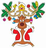 Christmas reindeer