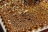 Bronze screws