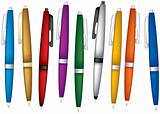 Color pens. Set.
