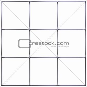 Chrome Grid