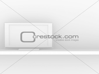 Liquid-crystal TV