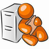 Orange Man Accountant