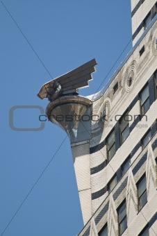 Chrystler Building eagle