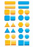 Graphic Button Elements