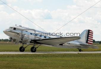 Old turboprop
