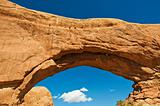 south window arches national park