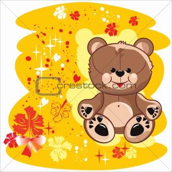 bear autumn