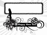 wallpaper, year 2009 series for party people, design5