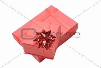 Beautiful red gifts