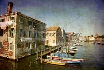 Postcards from Italy (series)