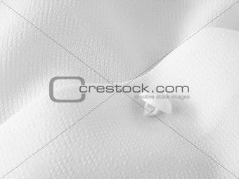 blouse fragment