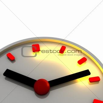 Time interval illustration