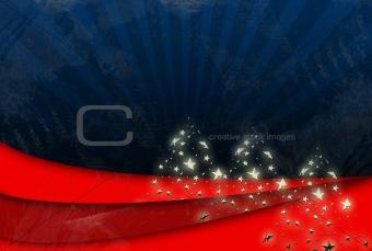 Grunge Christmas Card