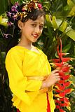 Balinese  Girl