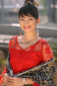 Attractive Asian Girl