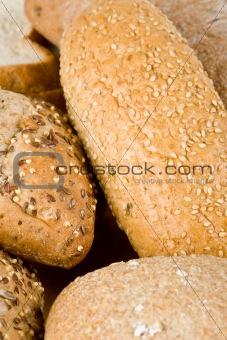 Bread assortment