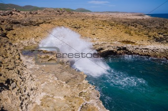 boca shete national park curacao 