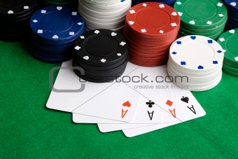 Four Aces - cards
