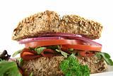 Wholegrain Salad Roll 3