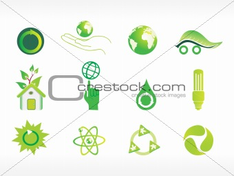 abstract ecology series icon set_6