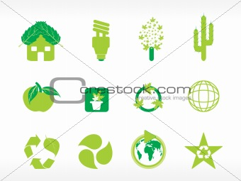 abstract ecology series icon set_9