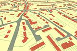 Streetmap perspective