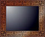 Decorative luxury frame