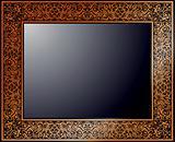 Decorative luxury frame
