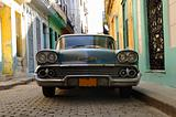 Havana vintage car
