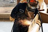 welding arc