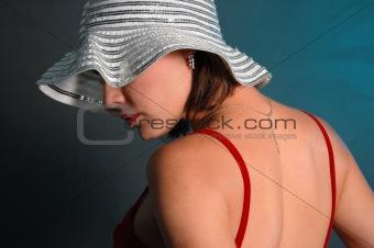 Beauty in Hat