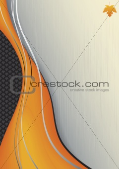 Abstract Background (Autumn Mood)