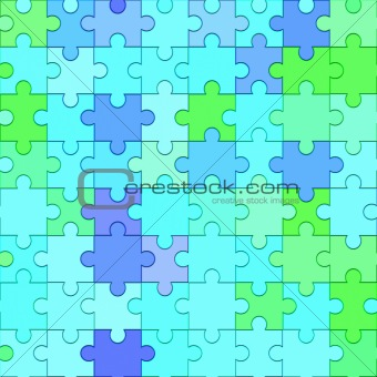 sl bluish puzzle