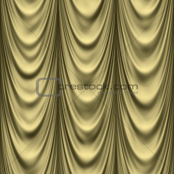 sl golden drapes