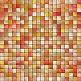 warm colored tiles
