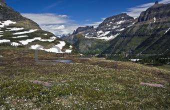 Beatiful Glacier National Park