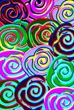 lollypop pattern