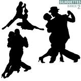 Silhouettes Dance 02