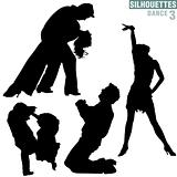 Silhouettes Dance 03