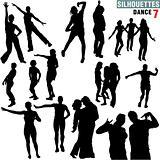 Silhouettes Dance 07