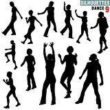 Silhouettes Dance 09