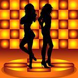 Dancing Girl 04