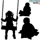 Silhouettes - Childs 1