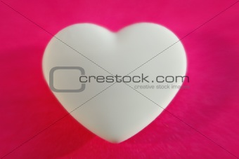 candy heart pastille