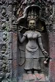 Angkor carving
