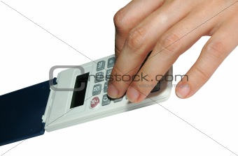 Counting with Calculator