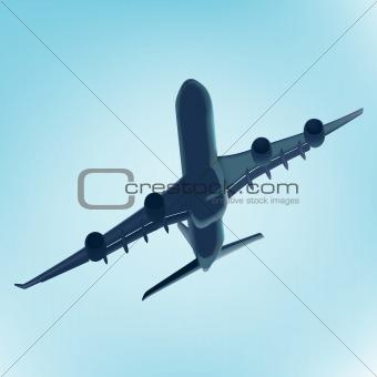Aeroplane Blue