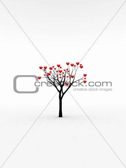 Single Tree With Love 15