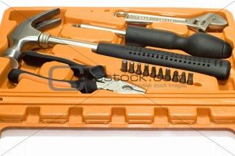 Tool in box